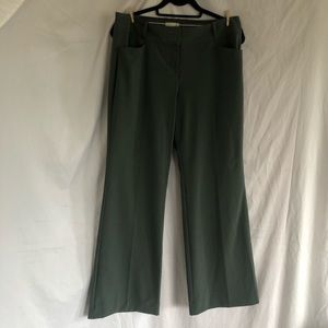 Limited scandal edition green live pants sz 10